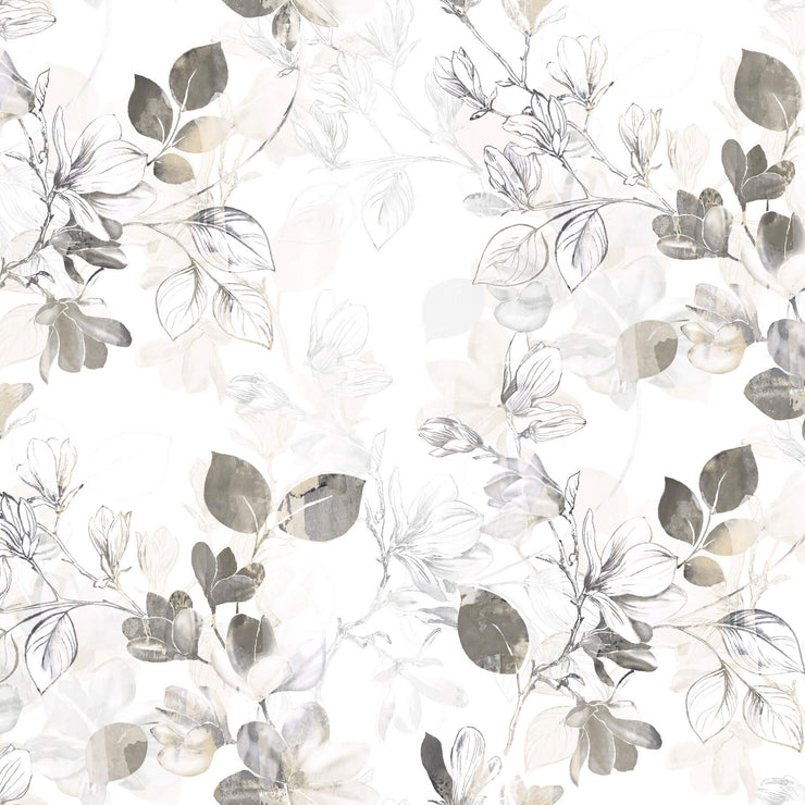 Arbor Vine Wallpaper - Tan