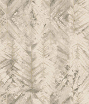 Textural Impremere Wallpaper - Beige