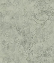 Entablature Scroll Wallpaper - SAMPLE ONLY