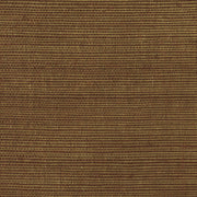 Candice Olson Plain Sisals Wallpaper - Gold