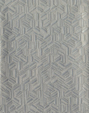 Vanguard Wallpaper by Candice Olson - Metallic Gray