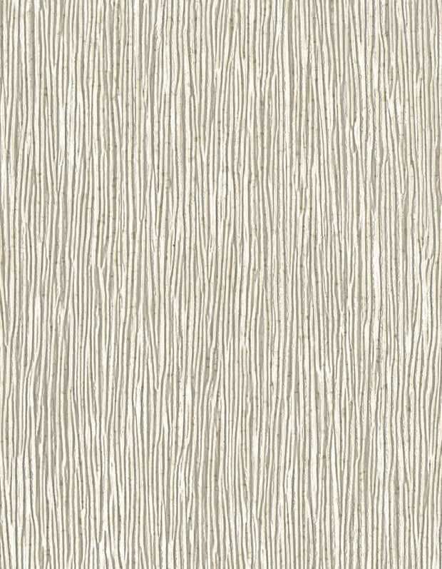 Lux Lounge Wallpaper by Candice Olson - White/Off White
