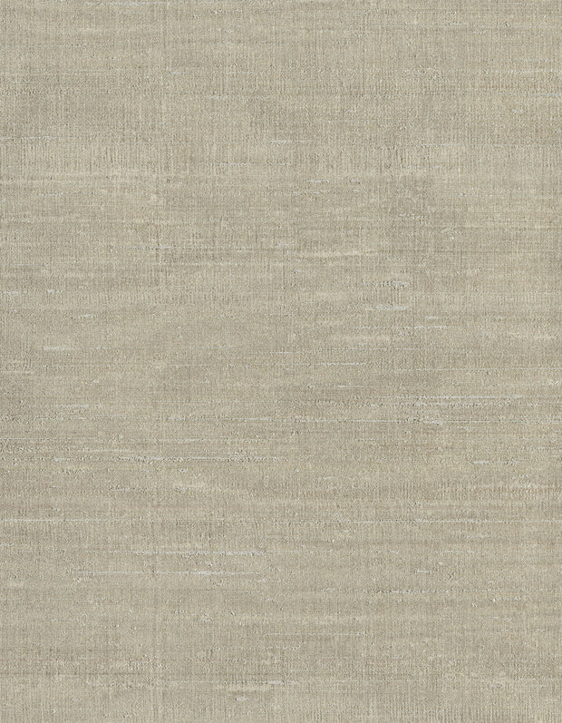 Meditate Wallpaper by Candice Olson - Metallic Gray