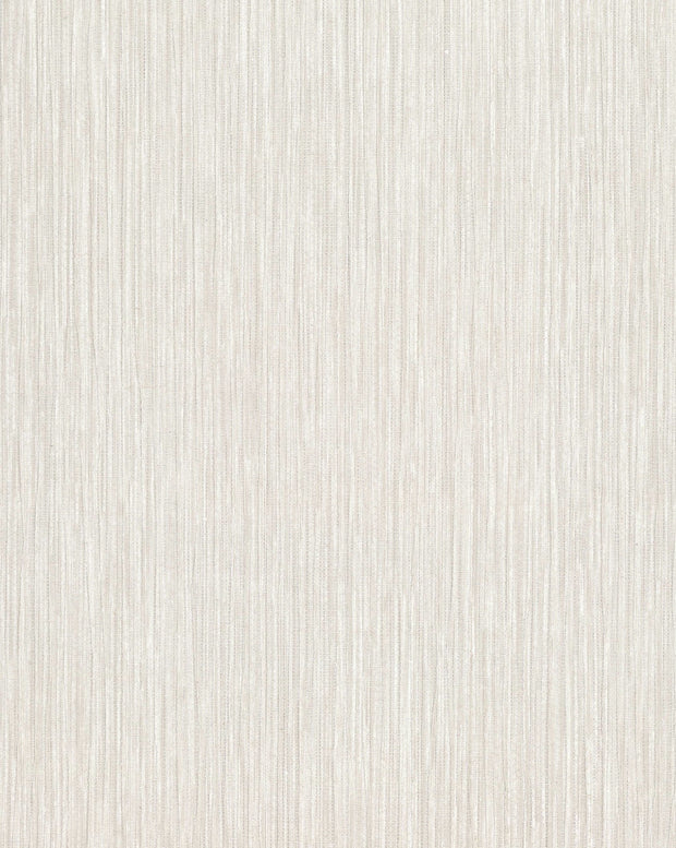 COD0510N Tuck Stripe Wallpaper Candice Olson White