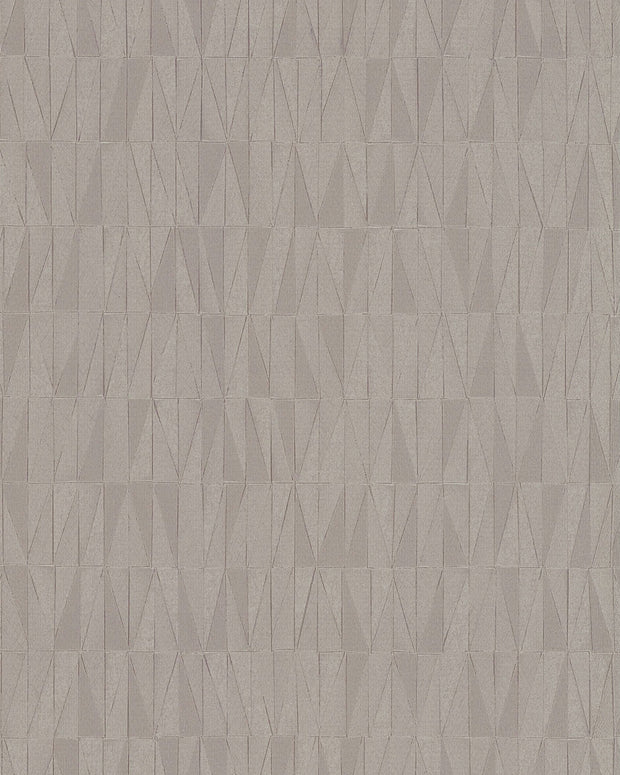 COD0528N Frost Wallpaper by Candice Olson Black Gray