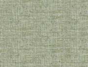Grasscloth Resource Library Papyrus Weave Wallpaper - Green