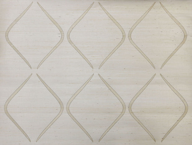 Candice Olson Marquise Wallpaper - SAMPLE SWATCH ONLY