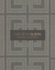 Candice Olson Cork Wallpaper - Copper