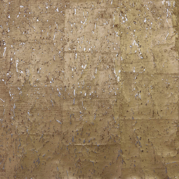 Candice Olson Cork Wallpaper - Gold