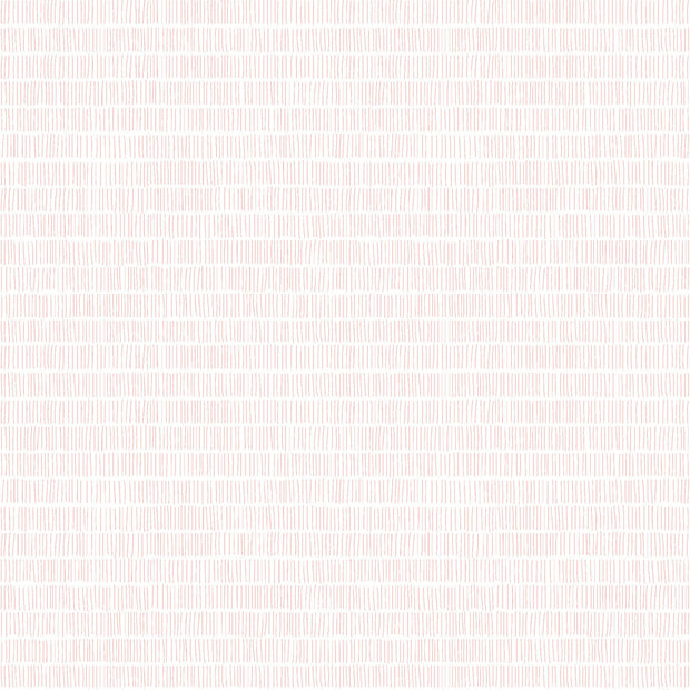DW2350 DwellStudio Baby & Kids Matchstick Wallpaper Pink White