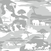 Disney Kids Lion King Guard Safari Wallpaper - SAMPLE ONLY