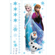 Disney Frozen Growth Chart Wall Decals