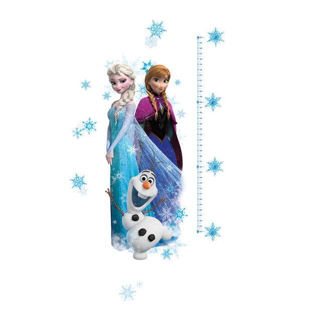 Frozen Growth Chart Wall Decals