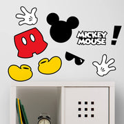 Disney Mickey Mouse Icons Peel and Stick Wall Decals