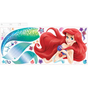 The Little Mermaid Ariel Giant Wall Decal