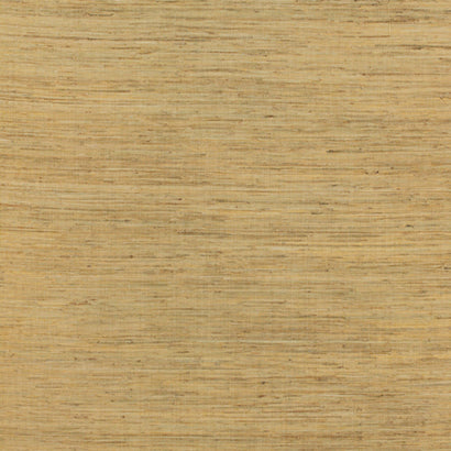 Jute Grasscloth Wallpaper - Tan