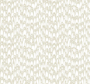 Florence Broadhurst Waterjet Wallpaper - Grey