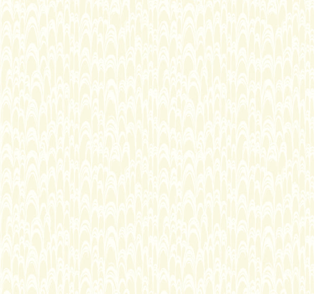 Florence Broadhurst Waterjet Wallpaper - White