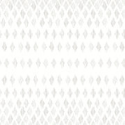 Simply Farmhouse Diamond Ombre Wallpaper - Linen/White
