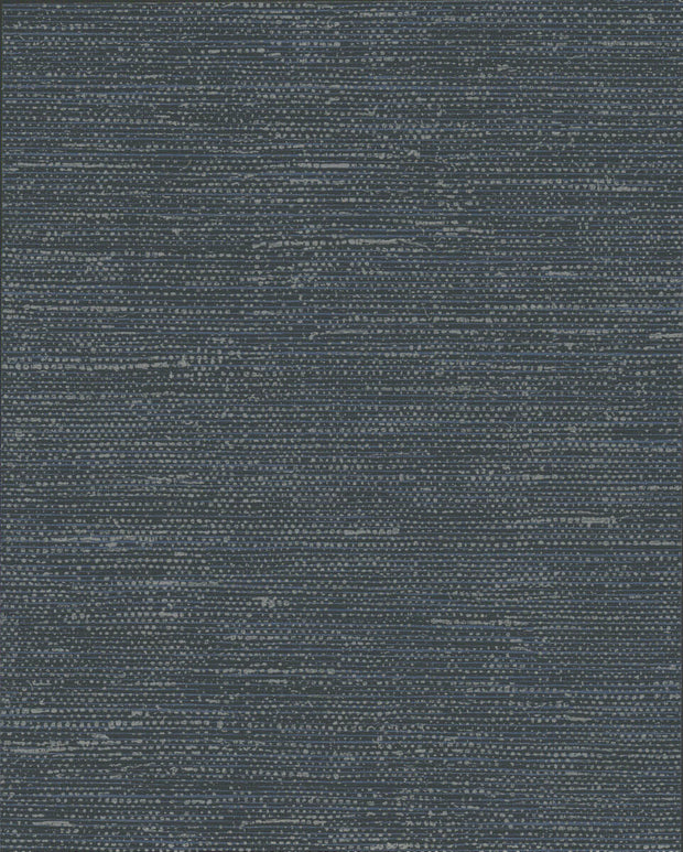 Grasscloth Resource Library Essence Wallpaper - Blue