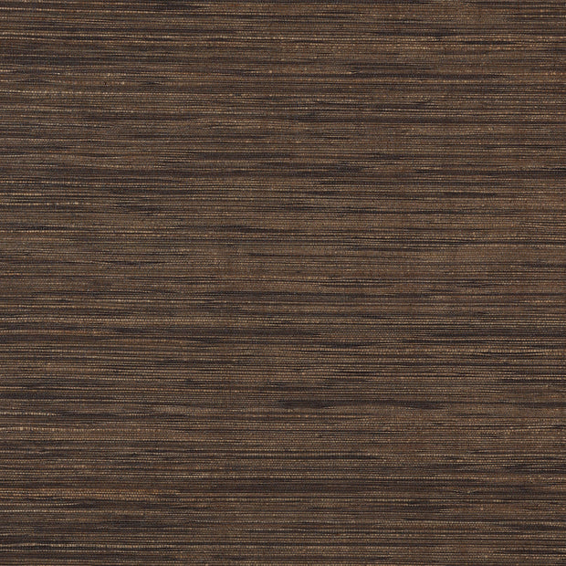 Grasscloth Wallpaper - Taupe/Brown