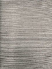 Ronald Redding Imperial Grasscloth Wallpaper - Dark Gray