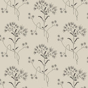 ME1519 Magnolia Home Wildflower Wallpaper York Taupe