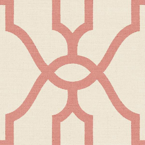 Magnolia Home Woven Trellis Wallpaper - SAMPLE ONLY