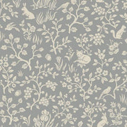 Magnolia Home Fox & Hare Wallpaper - SAMPLE ONLY