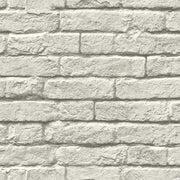 Magnolia Home Brick-and-Mortar Wallpaper - SAMPLE ONLY