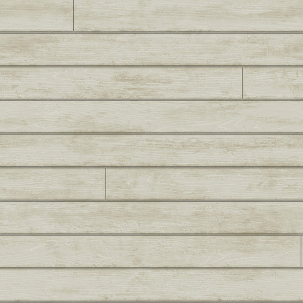 MH1567 Magnolia Home Skinnylap Removable Wallpaper Gray Brown