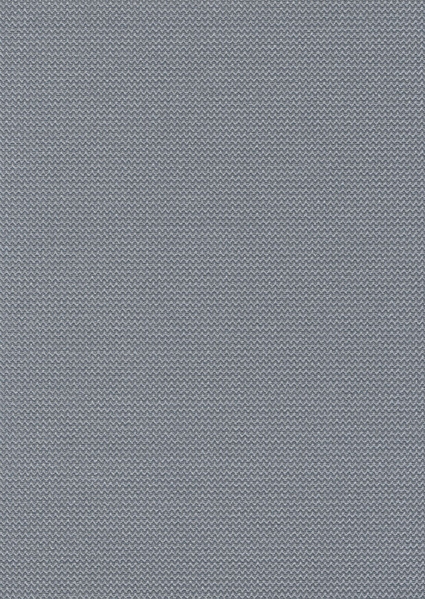 Missoni Home Mini Chevron Wallpaper - Slate Grey