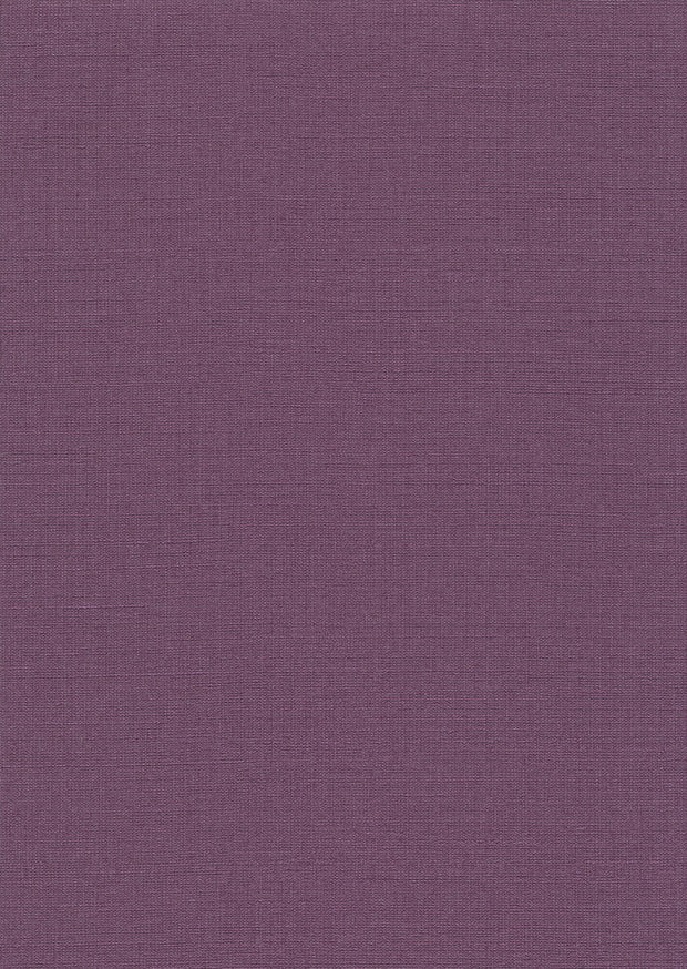 Missoni Home Plain Textured Wallpaper - Orchid