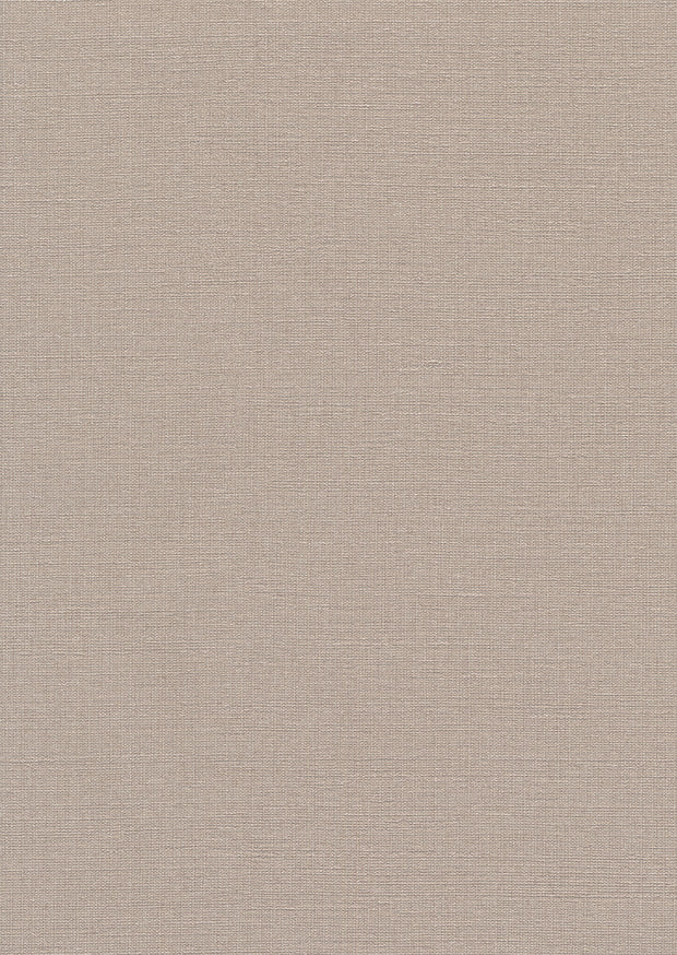 Missoni Home Plain Textured Wallpaper - Mauve/Grey
