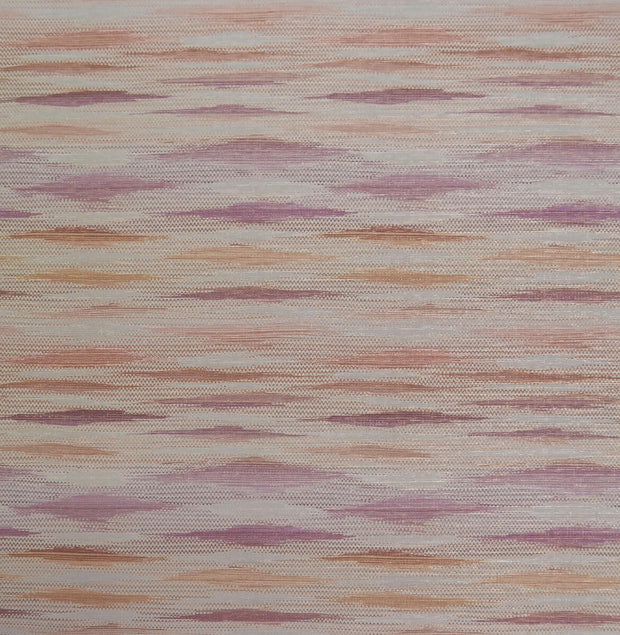 Missoni Home Fireworks Wallpaper - Mauve & Copper
