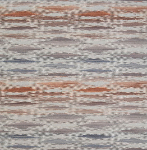 Missoni Home Fireworks Wallpaper - Gray & Red