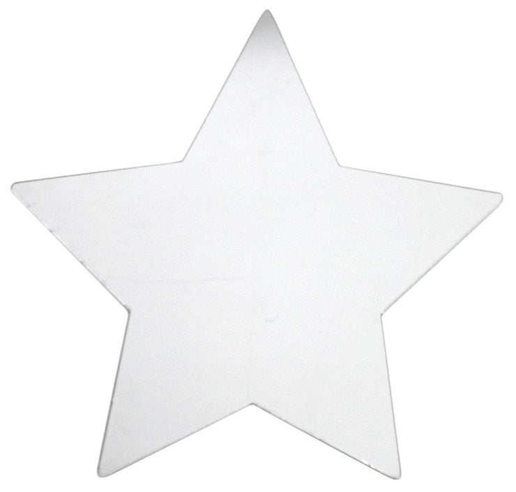 Star Peel & Stick Wall Mirror