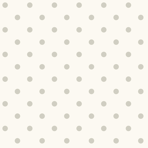 MH1582 Magnolia Home Dots on Dots Wallpaper Gray White