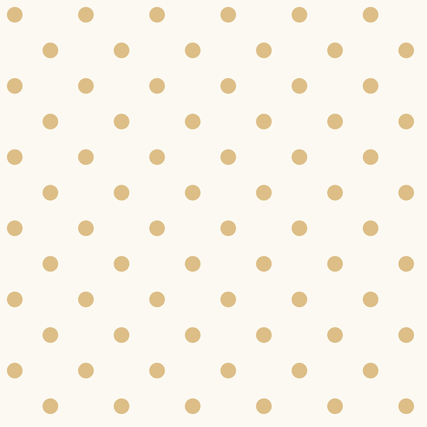 MH1578 Magnolia Home Yellow Dots on Dots Wallpaper