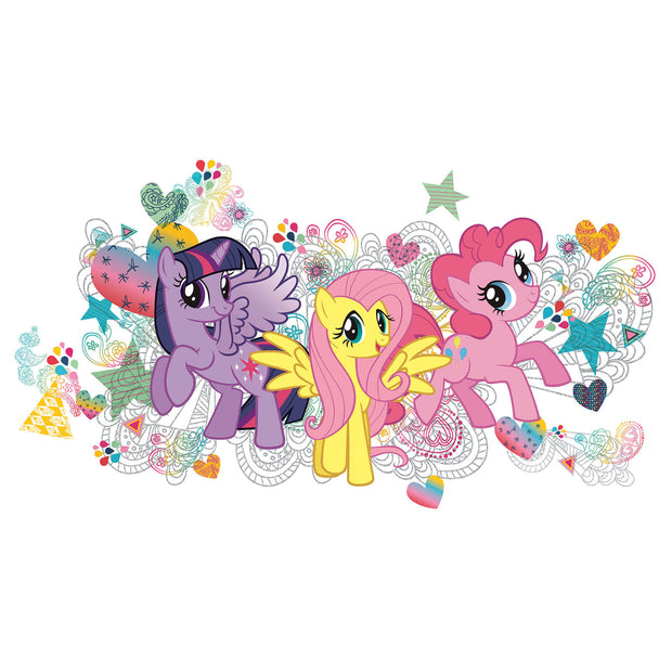 My Little Pony Roommates Wall Stickers