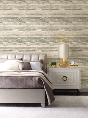 Candice Olson High Tide Wallpaper - Taupe