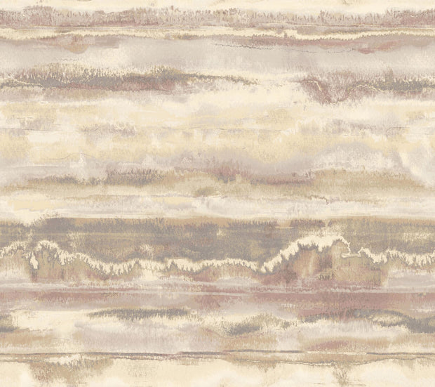 High Tide Wallpaper by Candice Olson - Purple