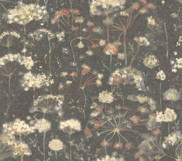 Botanical Fantasy Wallpaper by Candice Olson - SAMPLE ONLY