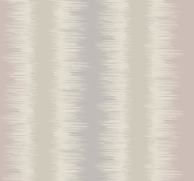 Candice Olson Quill Stripe Wallpaper - Pink