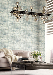 Candice Olson Modern Art Wallpaper - Blue