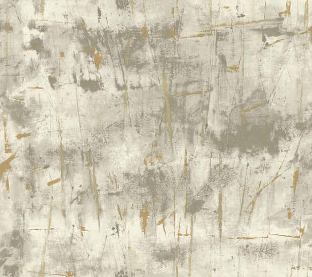 Candice Olson Modern Art Wallpaper - Grey