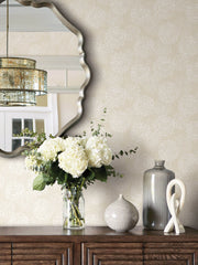 Grandeur Wallpaper by Candice Olson - Off White