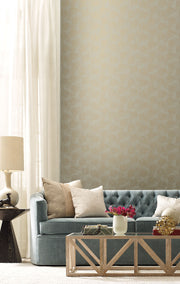 Grandeur Wallpaper by Candice Olson - Taupe