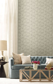 Candice Olson Grandeur Wallpaper - Silver