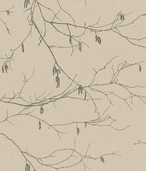 Winter Branches Wallpaper - SAMPLE ONLY